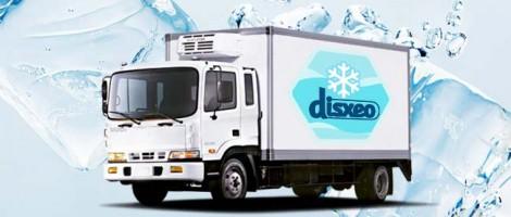 Disxeo - Distribución - Xeo - Hielo - Ice - Hostelería - Galicia